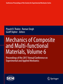 Singh, Raman - Mechanics of Composite and Multi-functional Materials, Volume 6, e-bok