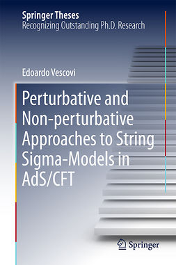 Vescovi, Edoardo - Perturbative and Non-perturbative Approaches to String Sigma-Models in AdS/CFT, ebook