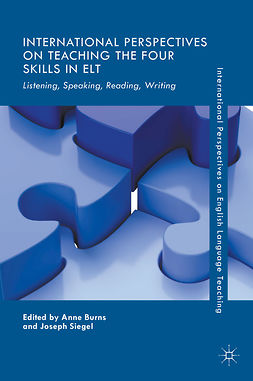 Burns, Anne - International Perspectives on Teaching the Four Skills in ELT, e-kirja