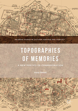 Bakshi, Anita - Topographies of Memories, e-kirja