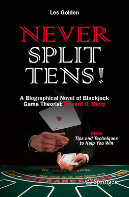 Golden, Leslie M. - Never Split Tens!, ebook