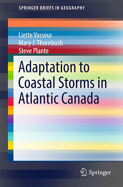 Plante, Steve - Adaptation to Coastal Storms in Atlantic Canada, ebook
