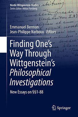 Bermon, Emmanuel - Finding One's Way Through Wittgenstein's Philosophical Investigations, ebook