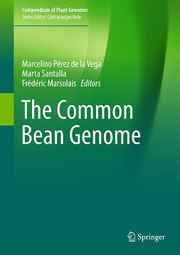 Marsolais, Frédéric - The Common Bean Genome, ebook