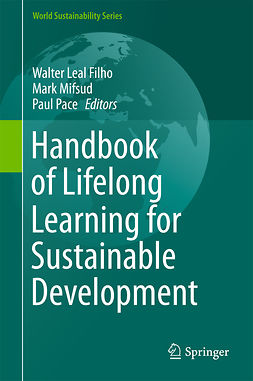 Filho, Walter Leal - Handbook of Lifelong Learning for Sustainable Development, e-kirja