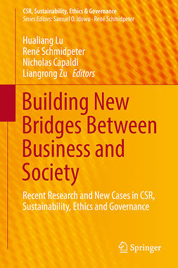 Capaldi, Nicholas - Building New Bridges Between Business and Society, e-kirja