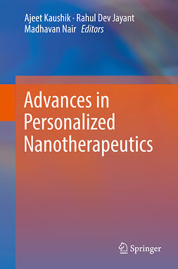 Jayant, Rahul Dev - Advances in Personalized Nanotherapeutics, ebook