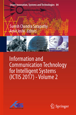 Joshi, Amit - Information and Communication Technology for Intelligent Systems (ICTIS 2017) - Volume 2, ebook
