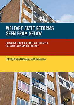 Ebbinghaus, Bernhard - Welfare State Reforms Seen from Below, ebook
