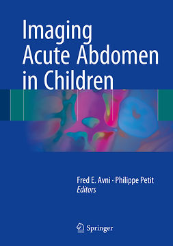 Avni, Fred E. - Imaging Acute Abdomen in Children, e-bok