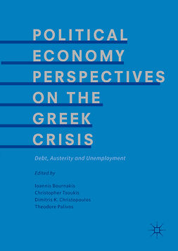 Bournakis, Ioannis - Political Economy Perspectives on the Greek Crisis, ebook