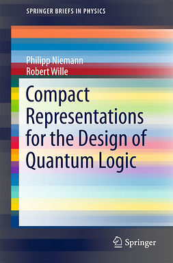 Niemann, Philipp - Compact Representations for the Design of Quantum Logic, ebook
