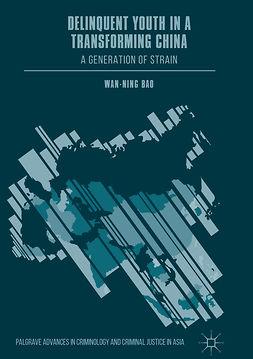 Bao, Wan-Ning - Delinquent Youth in a Transforming China, e-kirja