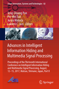Jain, Lakhmi C. - Advances in Intelligent Information Hiding and Multimedia Signal Processing, e-bok