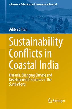 Ghosh, Aditya - Sustainability Conflicts in Coastal India, ebook