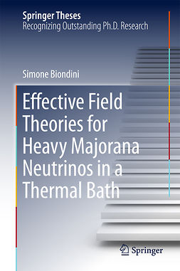 Biondini, Simone - Effective Field Theories for Heavy Majorana Neutrinos in a Thermal Bath, ebook