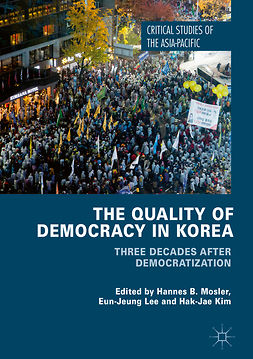 Kim, Hak-Jae - The Quality of Democracy in Korea, e-kirja