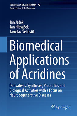 Hlaváček, Jan - Biomedical Applications of Acridines, ebook