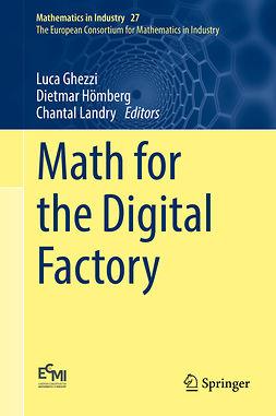 Ghezzi, Luca - Math for the Digital Factory, ebook