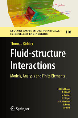 Richter, Thomas - Fluid-structure Interactions, ebook