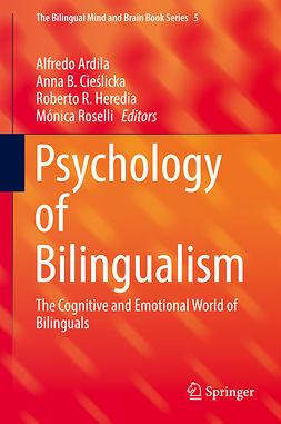 Ardila, Alfredo - Psychology of Bilingualism, e-bok