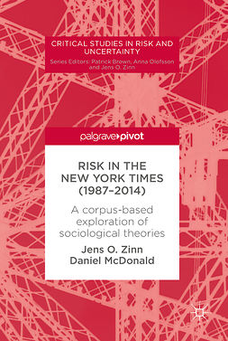 McDonald, Daniel - Risk in The New York Times (1987–2014), ebook