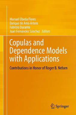 Artero, Enrique de Amo - Copulas and Dependence Models with Applications, e-kirja