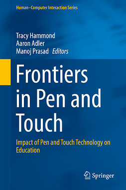 Adler, Aaron - Frontiers in Pen and Touch, ebook