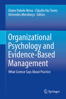 Mendonça, Helenides - Organizational Psychology and Evidence-Based Management, ebook
