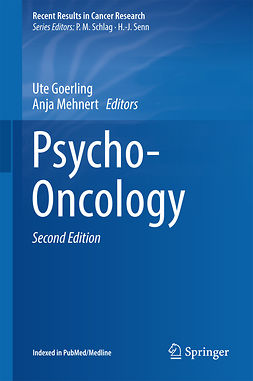 Goerling, Ute - Psycho-Oncology, e-bok