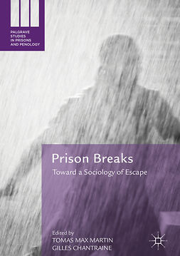 Chantraine, Gilles - Prison Breaks, ebook