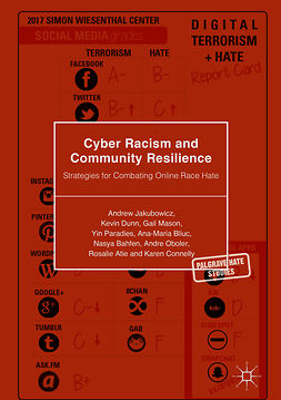 Atie, Rosalie - Cyber Racism and Community Resilience, ebook