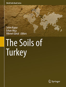 Akça, Erhan - The Soils of Turkey, ebook