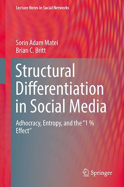 Britt, Brian C. - Structural Differentiation in Social Media, e-kirja