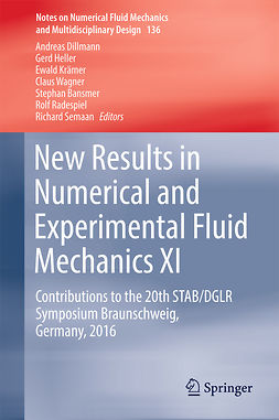 Bansmer, Stephan - New Results in Numerical and Experimental Fluid Mechanics XI, e-kirja
