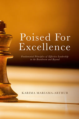 Mariama-Arthur, Karima - Poised for Excellence, ebook