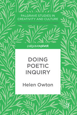 Owton, Helen - Doing Poetic Inquiry, ebook