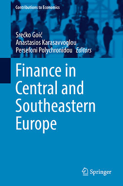Goić, Srećko - Finance in Central and Southeastern Europe, ebook