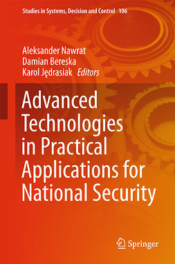 Bereska, Damian - Advanced Technologies in Practical Applications for National Security, e-bok