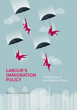 Consterdine, Erica - Labour's Immigration Policy, e-kirja