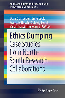 Cook, Julie - Ethics Dumping, ebook