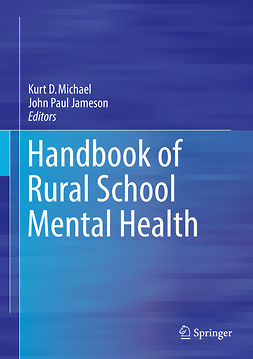 Jameson, John Paul - Handbook of Rural School Mental Health, e-bok