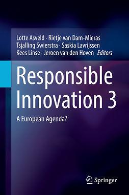 Asveld, Lotte - Responsible Innovation 3, ebook