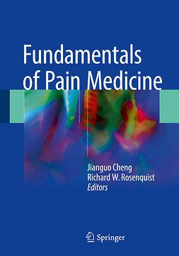 Cheng, Jianguo - Fundamentals of Pain Medicine, ebook