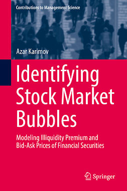 Karimov, Azar - Identifying Stock Market Bubbles, ebook