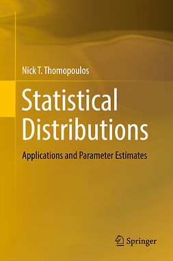 Thomopoulos, Nick T. - Statistical Distributions, ebook