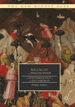 Andrei, Filippo - Boccaccio the Philosopher, e-bok