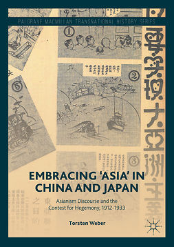 Weber, Torsten - Embracing 'Asia' in China and Japan, e-bok