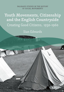 Edwards, Sian - Youth Movements, Citizenship and the English Countryside, ebook