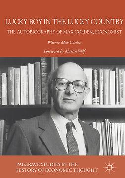 Corden, Warner Max - Lucky Boy in the Lucky Country, ebook